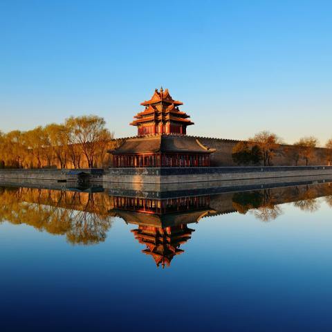 UNESCO Youth Eyes on the Silk Roads Photo Contest, Monuments.  © Songquan Deng, Imperial Palace, Beijing