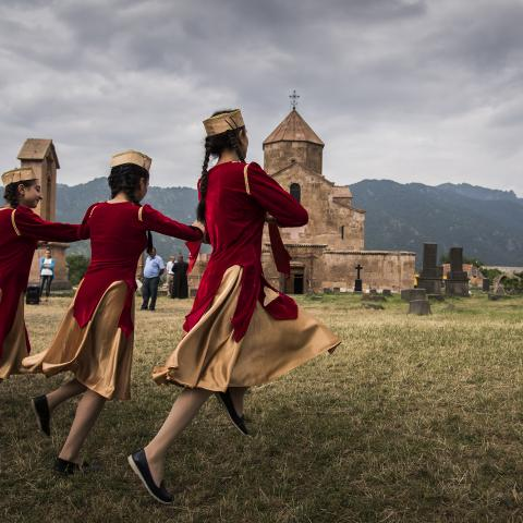 UNESCO Youth Eyes on the Silk Roads Photo Contest © Eamon Brockenbrough, 25 years old, United States of America