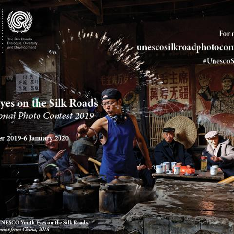 Xiyaoi Yan UNESCO Silk Roads Photo Contest