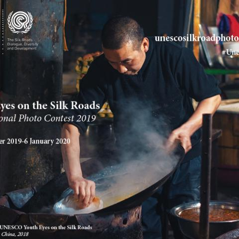 Chenpu Liu UNESCO Silk Roads Photo Contest