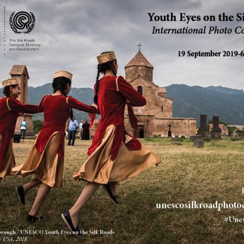 Eamon Brockenbrough UNESCO Silk Roads Photo Contest