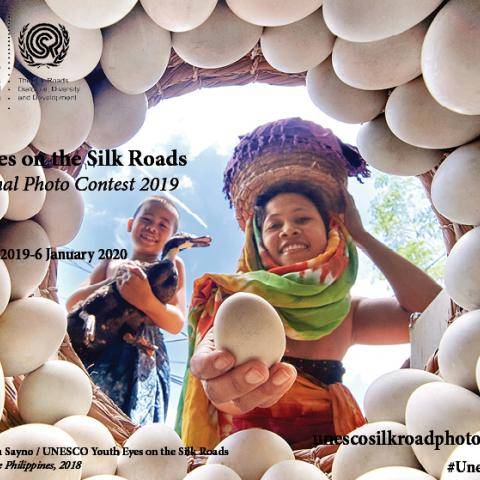 Aeron Macintosh Sayno UNESCO Silk Roads Photo Contest