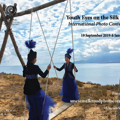 Nasiba Nurmatova UNESCO Silk Roads Photo Contest