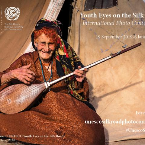 Javad Hassanpour UNESCO Silk Roads Photo Contest