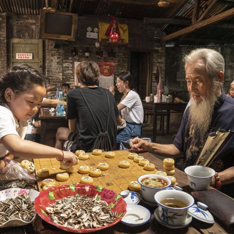 Fenghao Yu UNESCO Youth Eyes on the Silk Roads - 2ND PRIZE
