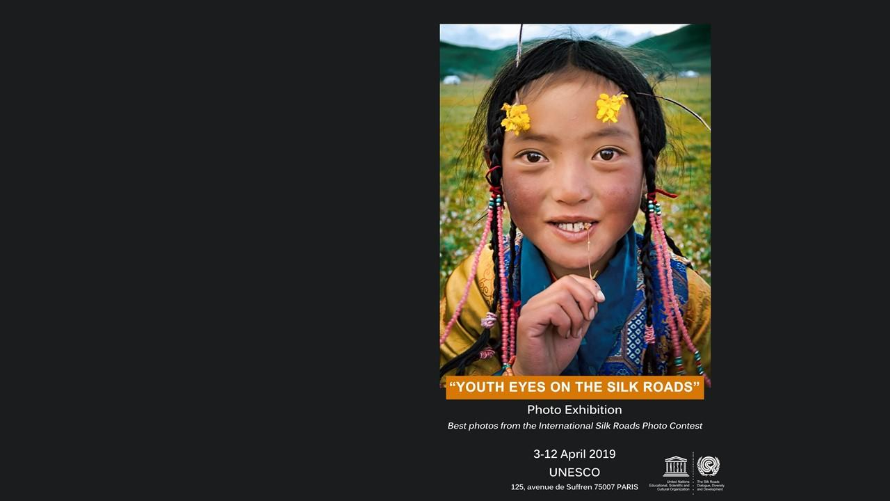 """Youth Eyes on the Silk Roads"" Photo Exhibition in Paris"