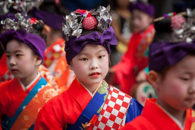 UNESCO Youth Eyes on the Silk Roads Photo Contest, Culture.   ©  Kasia Soszka.  Kyoto, Japan.  Tanabata Festival