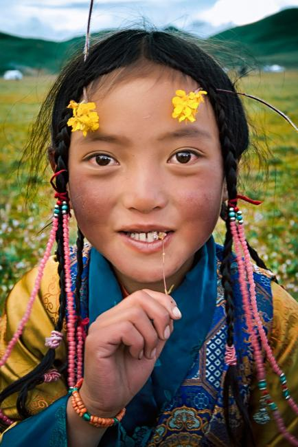 UNESCO Youth Eyes on the Silk Roads Photo Contest Winners. © Zijie Gong Photography.  Grasslands, Sichuan and Tibet.