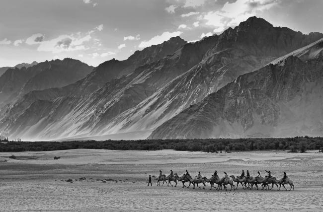 Raghav Paul Silk Roads UNESCO